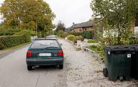 Felparkering